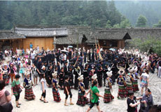 Southern China Ethnic Folklore