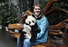 3 Days Panda Volunteer Works To