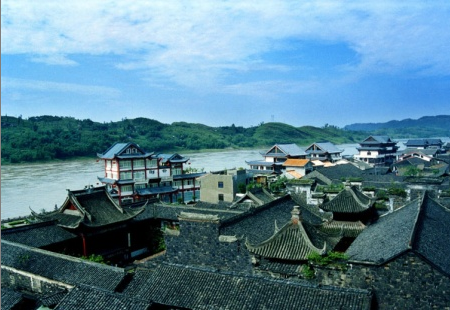 Lizhuang Ancient Town of Yibin