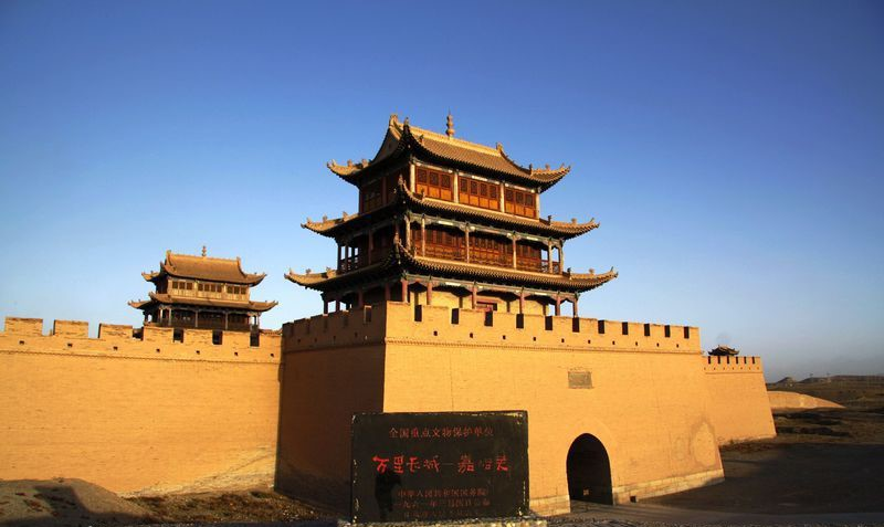 Six-day Great Wall Dunhuang Tour