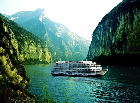 Yangtze Gold Cruise No.7
